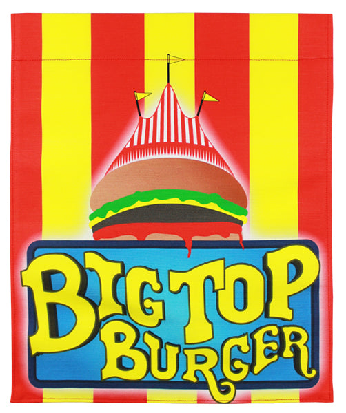 Big Top Burger Flag