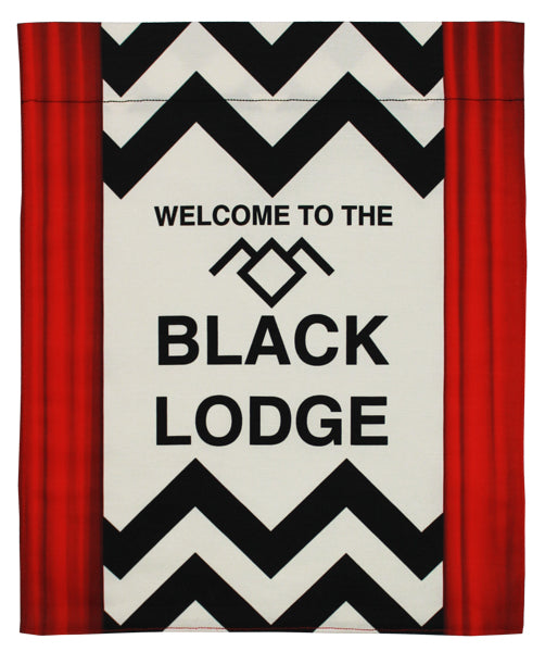 Black Lodge Flag