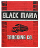 Black Maria Trucking Co. Flag