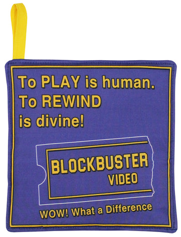 Blockbuster Pot Holder
