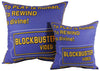 Blockbuster Pillow
