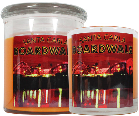 Santa Carla Boardwalk Scented Candle