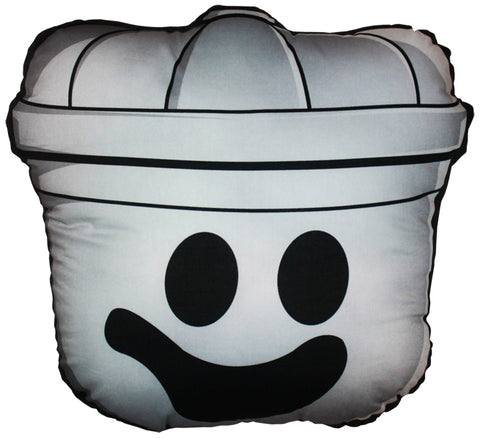 Boo Pail Pillow - Ghost