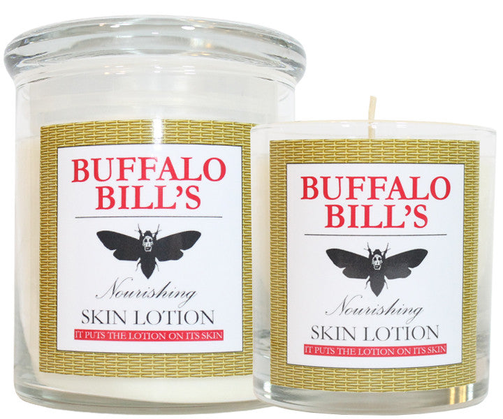 Buffalo Bill's Lotion Scented Candle