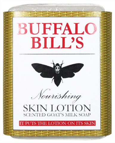 Buffalo Bill's Lotion Soap