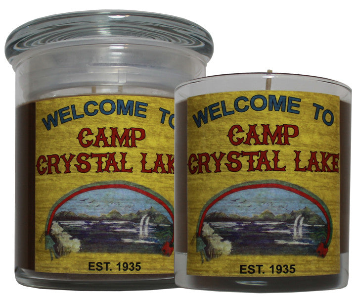 Crystal Lake Scented Candle