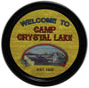 Crystal Lake Candle Tin