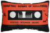 Halloween Cassette Pillow