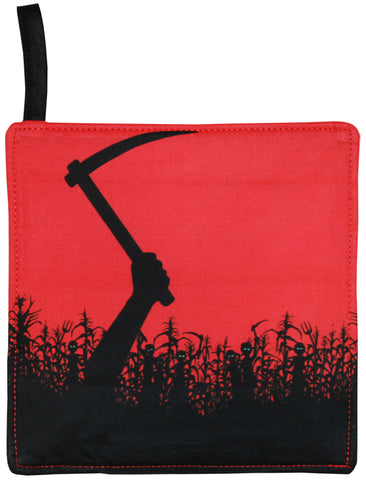 Children Of The Corn Pot Holder
