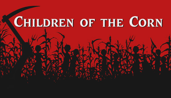 Children Of The Corn Label