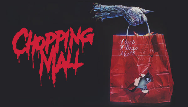 Chopping Mall Label