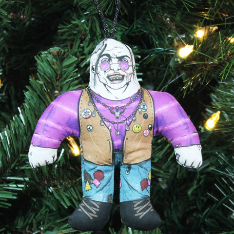 Far Out Dude Horror Buddy Ornament