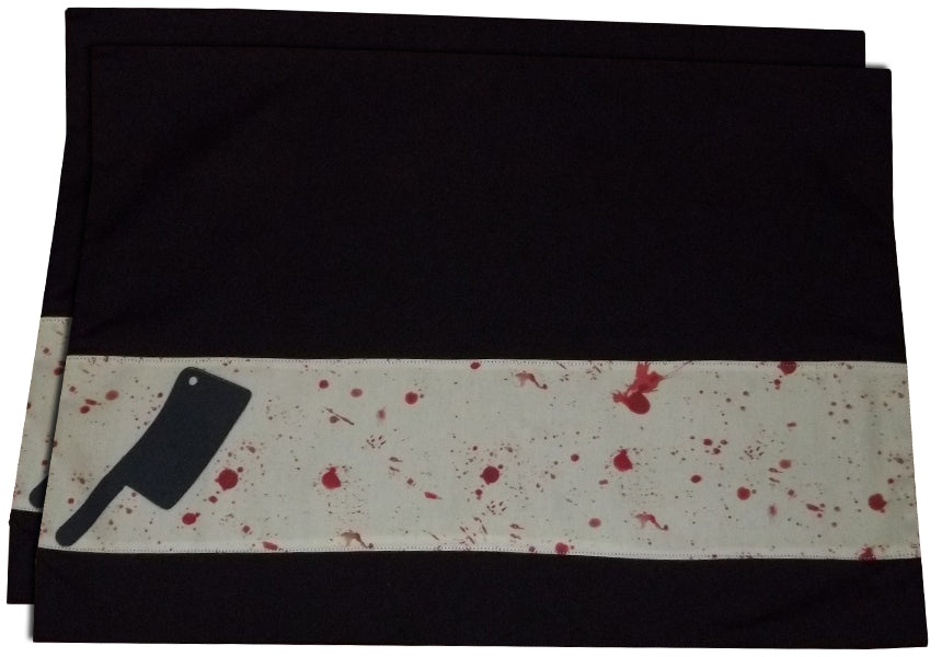 Meat Cleaver Placemats (Set Of 2)