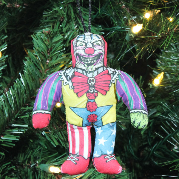 The Clown Horror Buddy Ornament