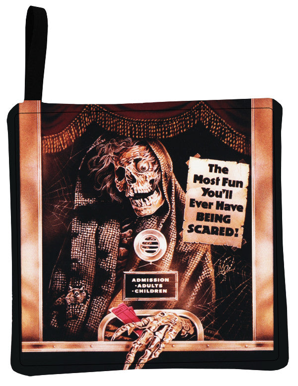 Creepshow Pot Holder