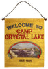 Crystal Lake Flag
