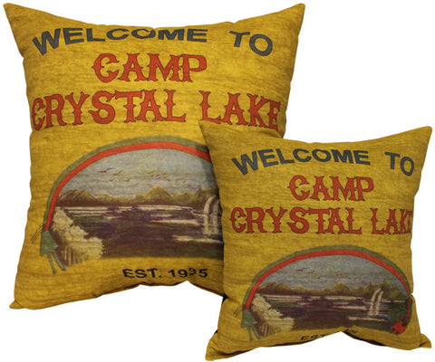 Crystal Lake Pillow