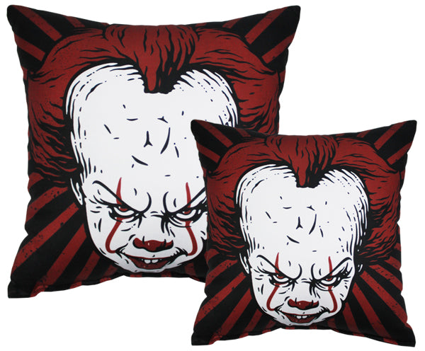 Dancing Clown Pillow