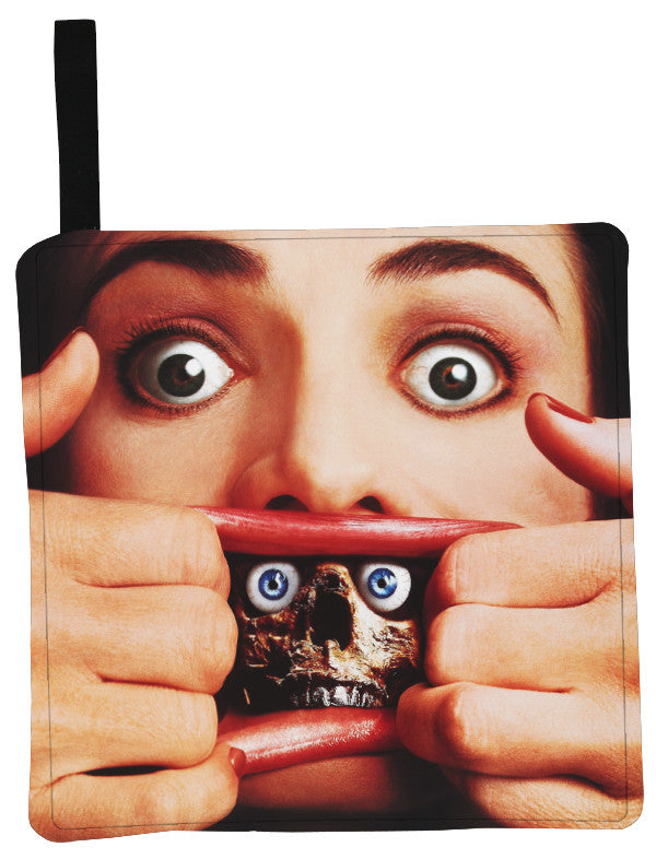 Dead Alive Pot Holder