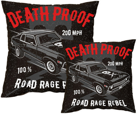 Death Proof Pillow