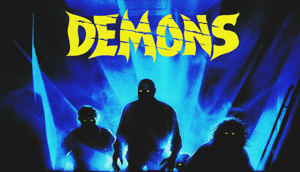 Demons Label