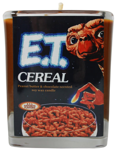 E.T. Cereal Candle