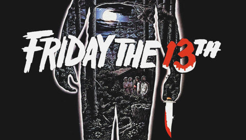 Friday The 13th Label
