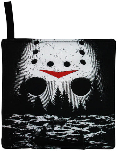 Watcher Of The Lake Pot Holder