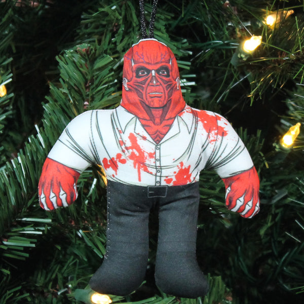Uncle Frank Horror Buddy Ornament