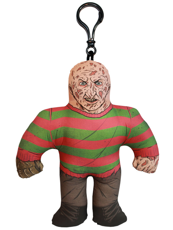 Freddy Horror Buddy Backpack Clip
