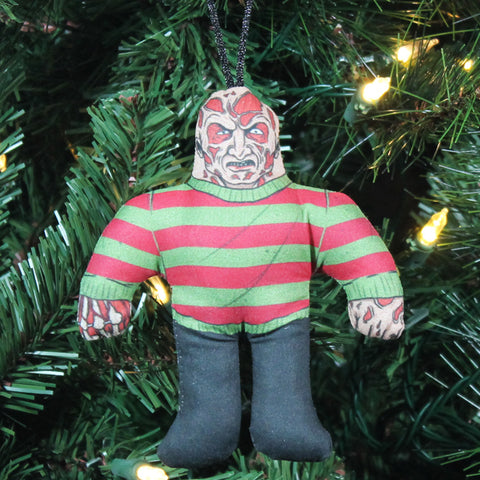 New Nightmare Freddy Horror Buddy Ornament