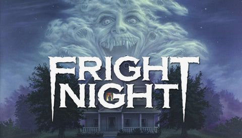 Fright Night Label