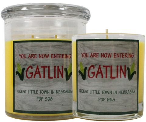 Gatlin Scented Candle