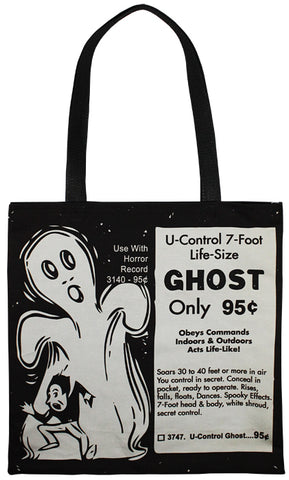 *U-Control Ghost Tote Bag