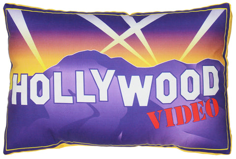 Hollywood Video Pillow