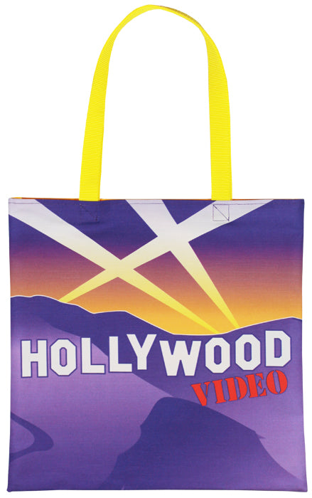 Hollywood Video Tote Bag