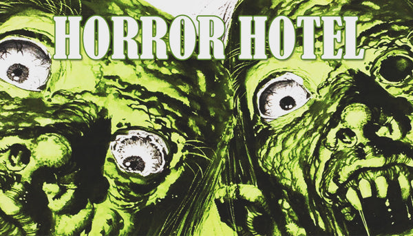Horror Hotel Label