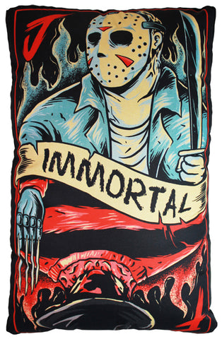 Immortal Playing Card Pillow