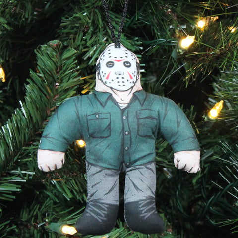 Jason Horror Buddy Ornament