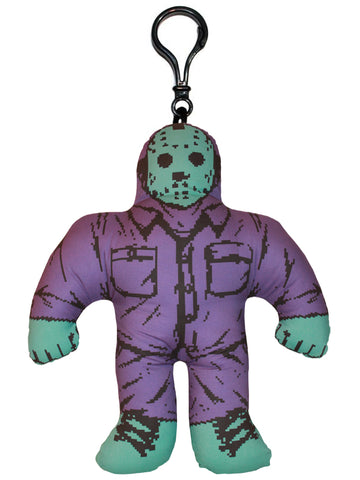 NES Jason Horror Buddy Backpack Clip