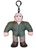 Jason Horror Buddy Backpack Clip