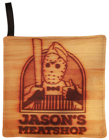 Jason's Meatshop Pot Holder