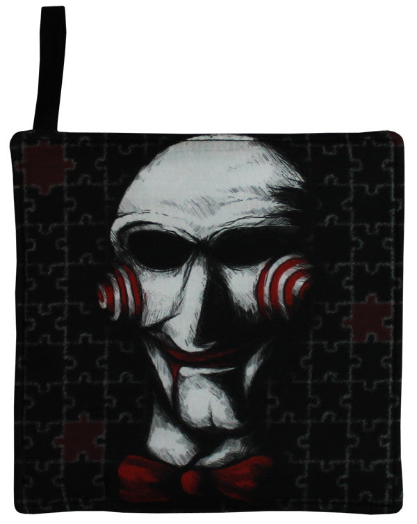 Jigsaw Pot Holder