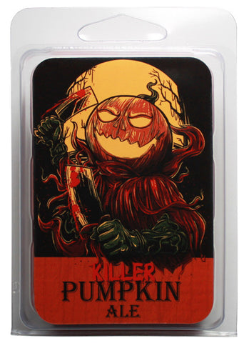 Killer Pumpkin Ale Wax Melts