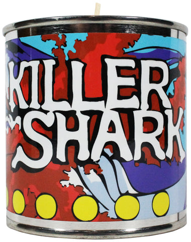 Killer Shark Candle