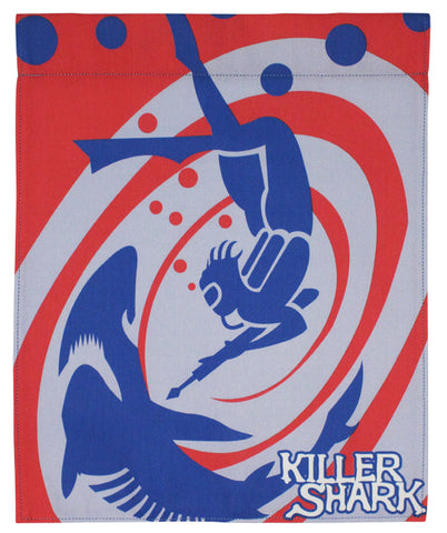 Killer Shark Flag