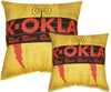 K-OKLA Pillow