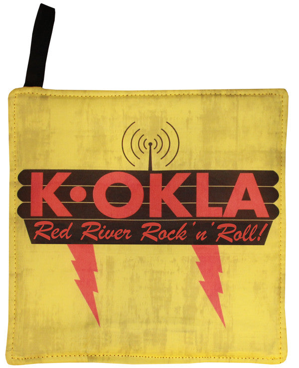 K-OKLA Pot Holder