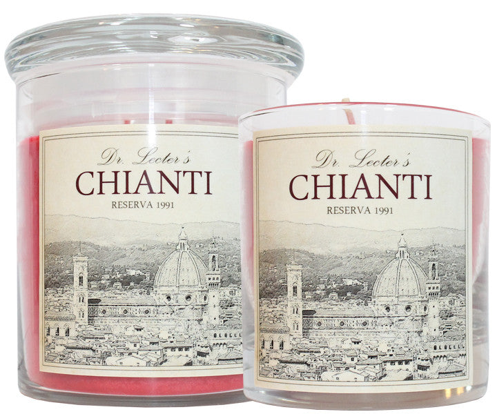 Dr. Lecter's Chianti Scented Candle