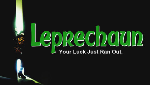 Leprechaun Label